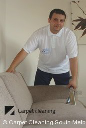 Upholstery Cleaning South Melbourne 3205