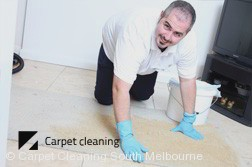 South Melbourne Dry Carpet Cleaning  Services